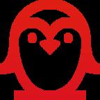 pornapi.eu - tučňák logo